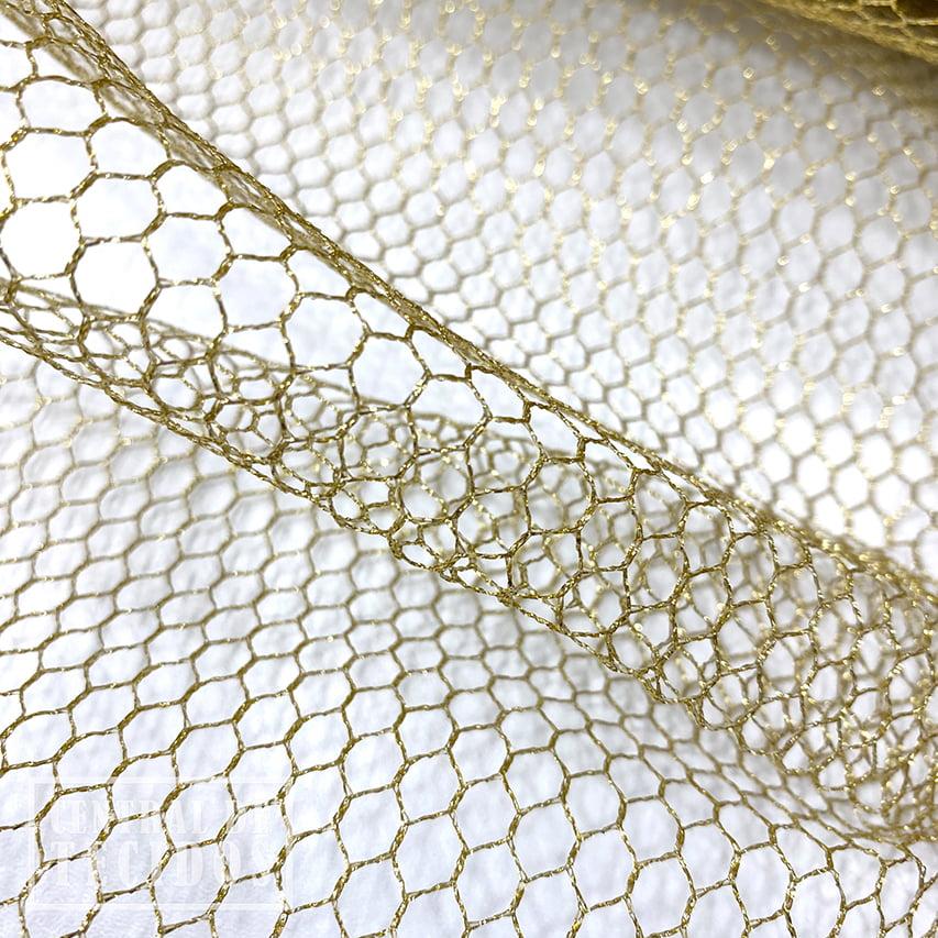 Tela Metalizada | Dourada