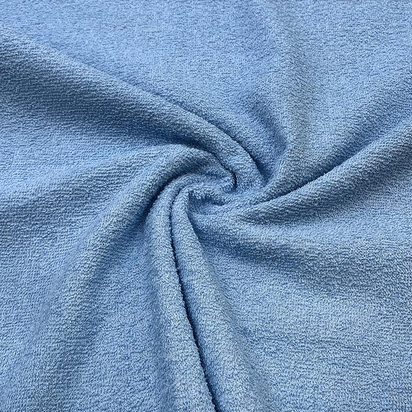 Atoalhado | Azul claro