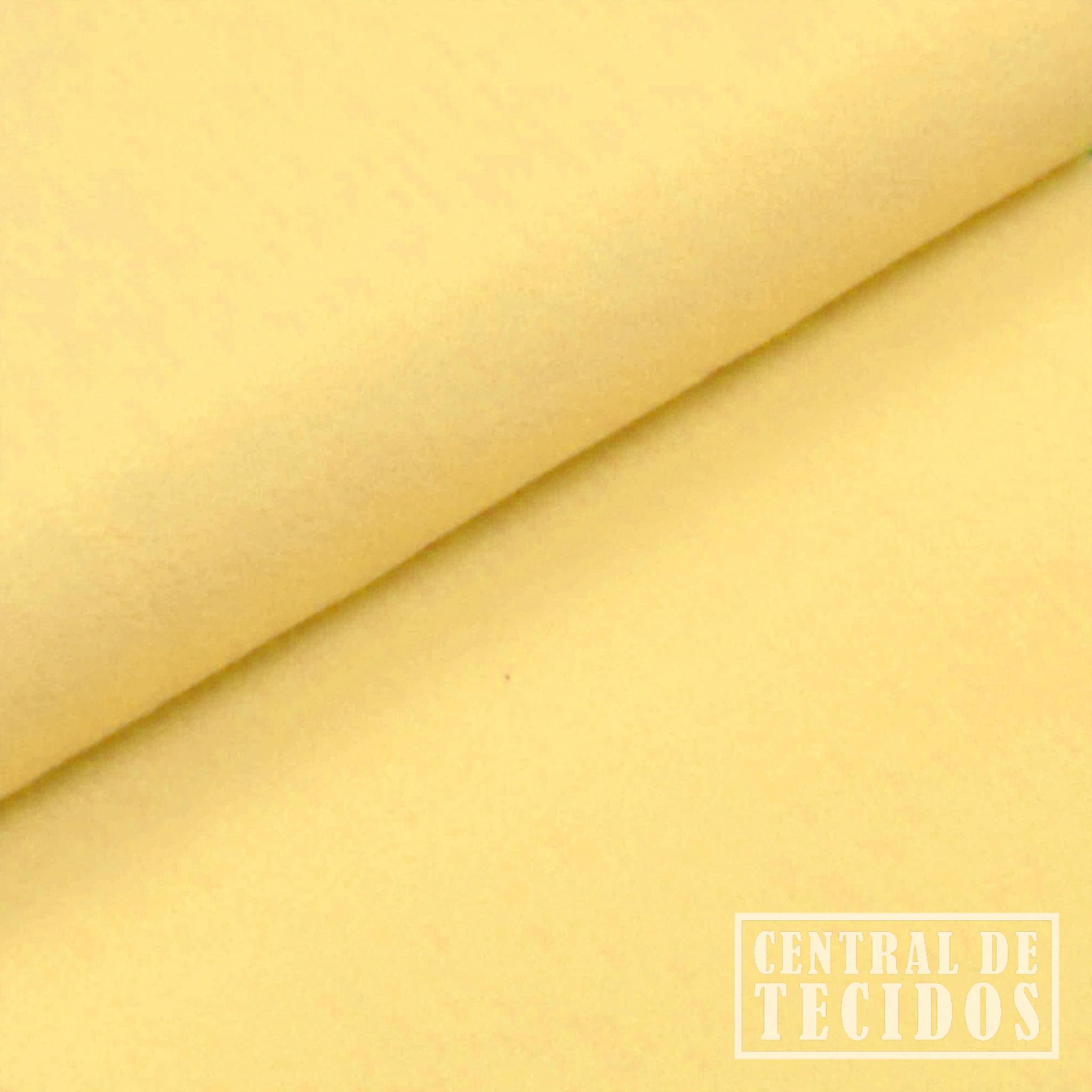 Soft Liso | Amarelo claro