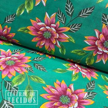 Chita Estampada | Esmeralda Floral