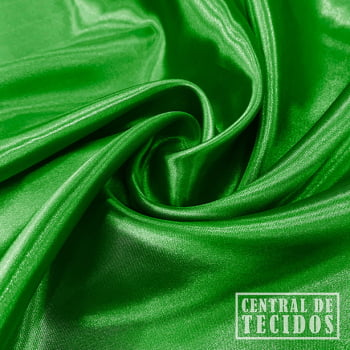 Cetim Liso | Verde bandeira