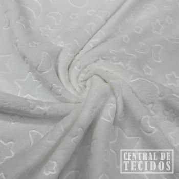 Malha sonho meu embossed | Estrela branco
