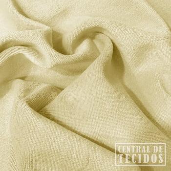 Plush Liso | Amarelo Claro