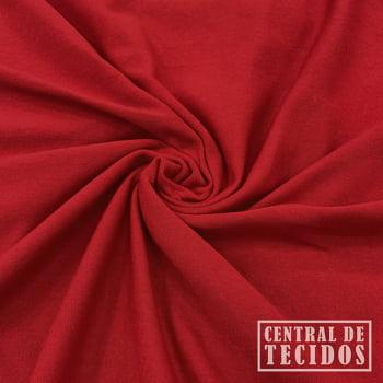 Malha Cotton Light | Vermelho
