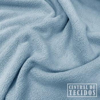 Malha Melton Sultextil   Azul claro