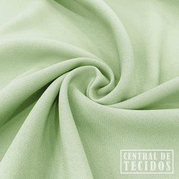 Gabardine Two Way com Elastano | Verde menta