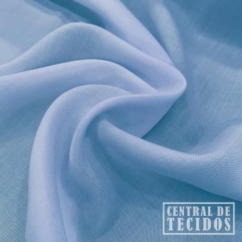 Viscose Poplin | Azul Claro